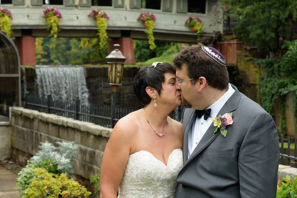 Will at the River Wedding, South Windsor, CT. Rustic yet elgant