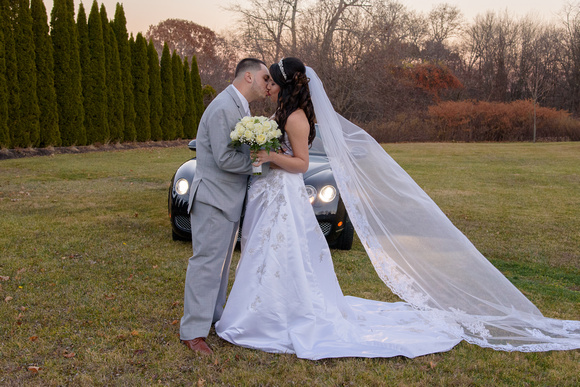 Connecticut Latino Wedding at Sacred Heart Church in Waterbury and reception at Grand Oak Villa in Oakville, Connecticut
