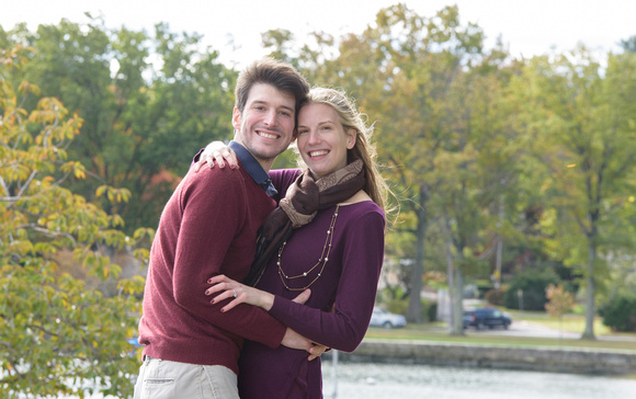 Mamaroneck Engagement Session at Harbor Island Park by Connecticut Wedding and Engagement Session Photograper John Munno