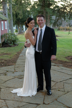 Intimate and upscale Winvian Farms Wedding Ceremony and Reception in Morris Connecticut