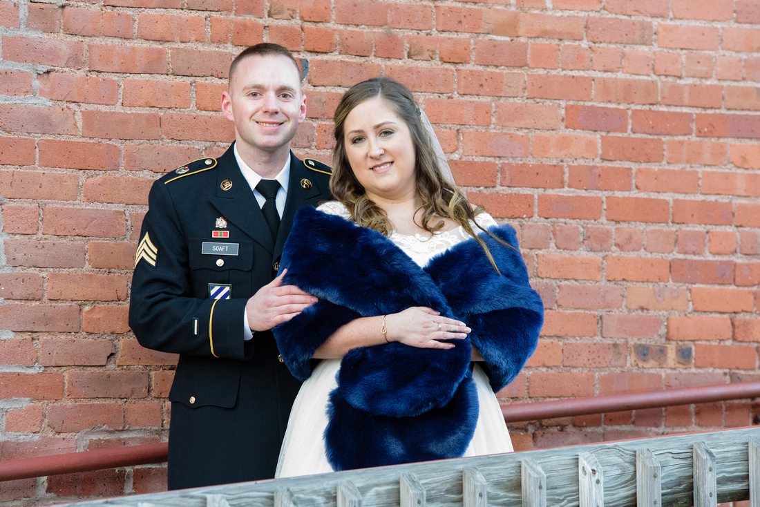 Military Wedding at Testas Banquet Facility in Southington Connecticut