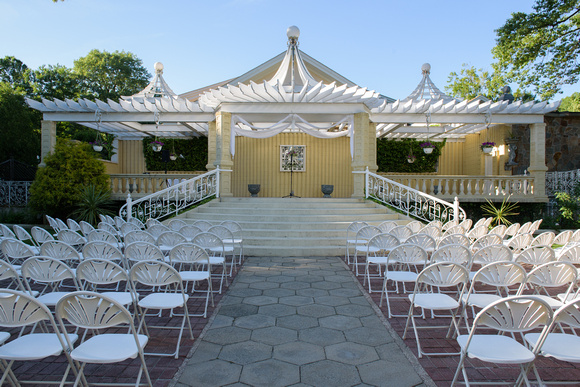 La Mirage Wedding ceremony and reception in North Hampton Connecticut