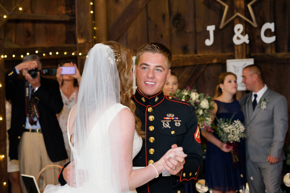 Connecticut Rustic Barn Wedding at the Webb Barn in Old Wethersfield Connecticut